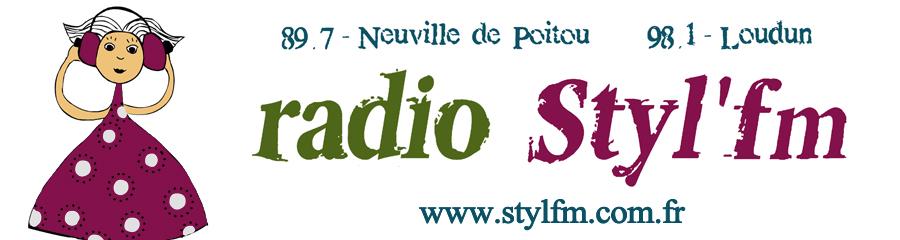 Intervention chez Styl'FM à 10 jours du Festival
