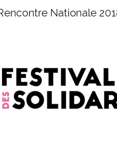 Festisol 2018 : rendez-vous les 25 et 29 novembre à Poitiers