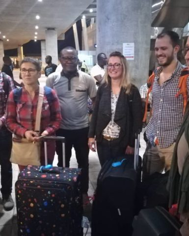 Suivez la Mission Togo de novembre 2018 en images
