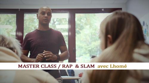 atelier écriture slam rap